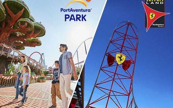 Vos entrées à Port Aventura World