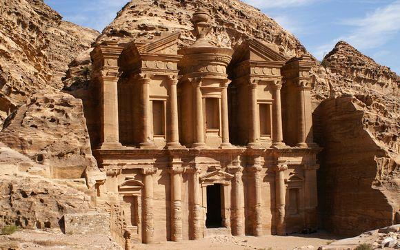 Zoom sur le programme du combiné Détente et Découverte Jordanienne
