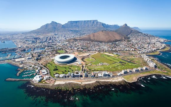 Zoom sur l'escapade Cape Town avec transferts, guide et suggestions d'excursions