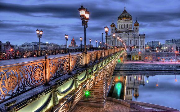 Croisière sur la Volga: le programme