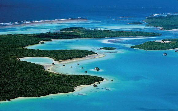 Autotour Calédonien 3 îles en 12 jours / 11 nuits