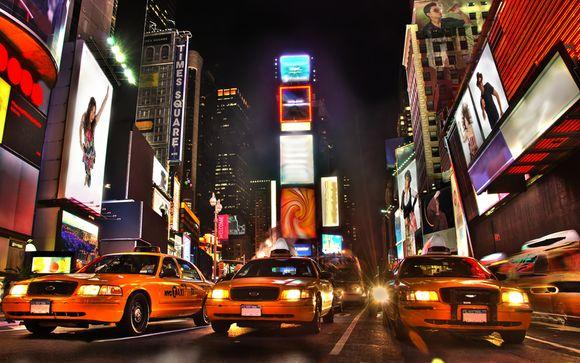 Rendez-vous à.... New-York