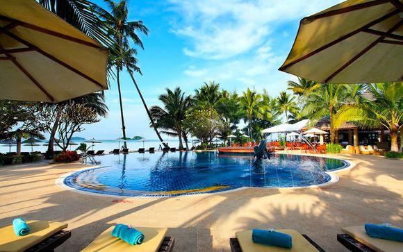 Centara Koh Chang Tropicana Resort 4*