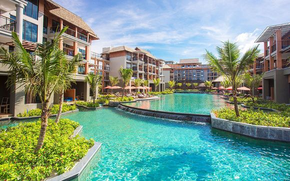 Poussez les portes de l'hôtel Hôtel Mai Holiday by Mai Khao Lak 5*
