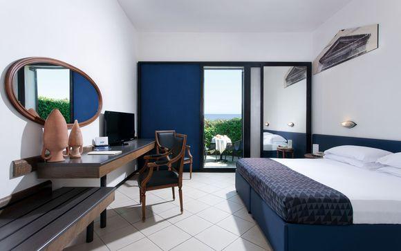 Votre extension au Grand Hôtel Masseria Santa Lucia 4* ou au Calaponte Resort 4*