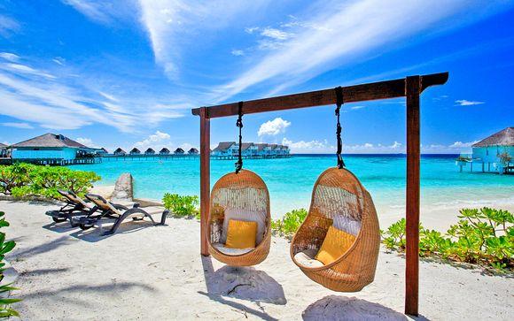 Hôtel Centara Grand Island Resort & Spa 5*