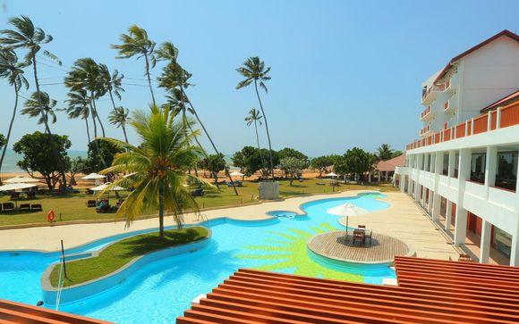 Votre extension à l'hôtel Turyaa Kalutara 4*