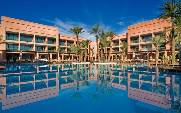 Poussez les portes de votre hôtel du Golf 5*
