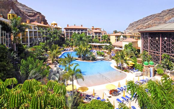 Hôtel Cordial Mogan Playa 4*