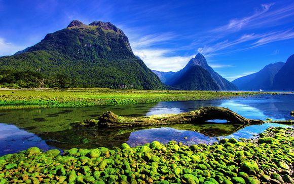 Autotour Découverte en Nouvelle Zélande