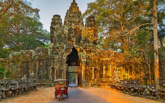 Zoom sur votre programme en 12 nuits avec extension Cambodge