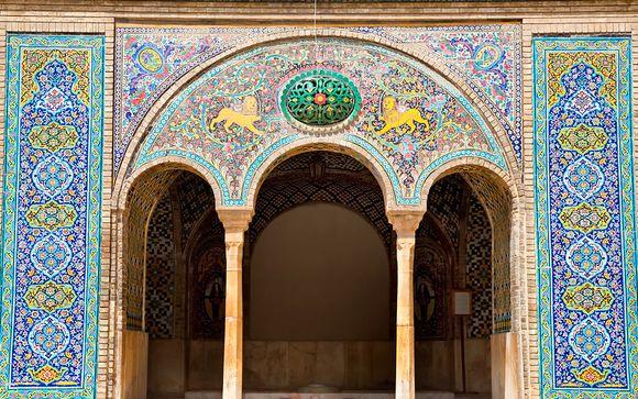 Rendez-vous... en Iran