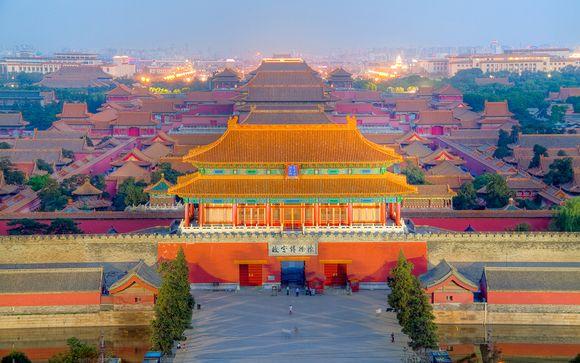 L'essentiel de la Chine 10/14 nuits - extension Hong Kong