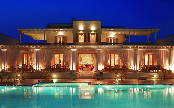 Hotel La Résidence Mykonos 5*