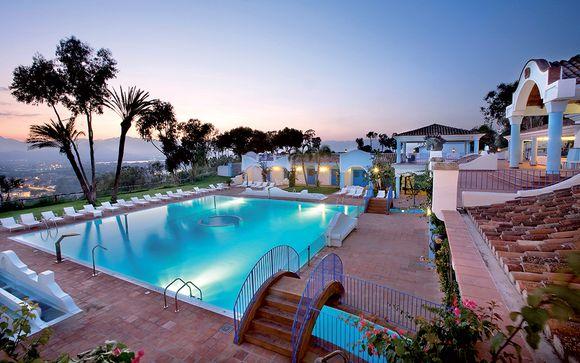 Italie Arbatax - Arbatax Borgo Cala Moresca 4* à partir de 499,00 € (499.00 EUR€)