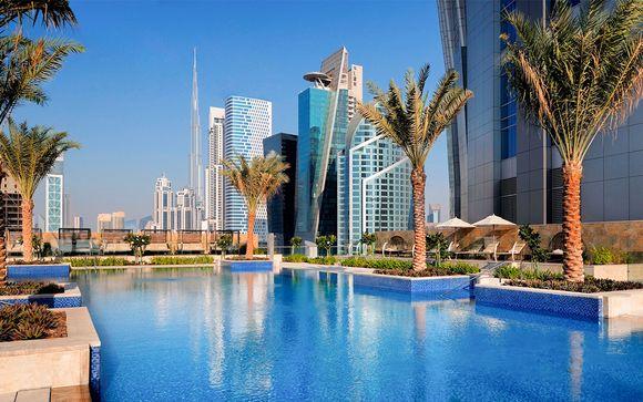 Emirats Arabes Unis Dubai - JW Marriott Marquis 5*  à partir de 213,00 € (213.00 EUR€)