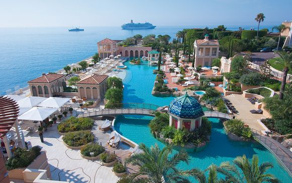 Monte-Carlo Bay Hotel & Resort 4*