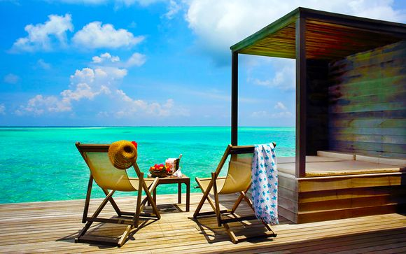 Hôtel Gangehi Island Resort *