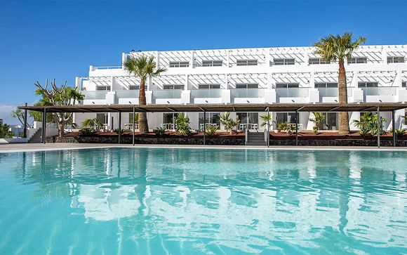 Espagne Arrecife - Ô Club Sentido Suites Aequora Lanzarote 4* à partir de 549,00 €