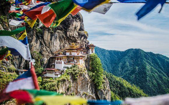 Circuit privatisé Découverte du Bhoutan en 8 ou 10 nuits