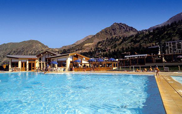 France Isola 2000 - Hôtel du Soleil Pas du Loup à partir de 79,00 € (79.00 EUR€)