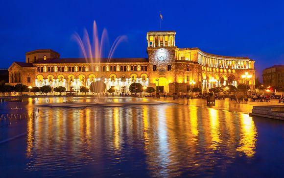 Zoom sur votre programme en Arménie