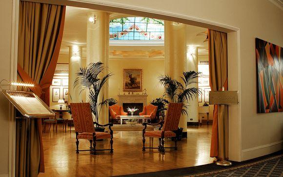 Italie Rome - The Duke Hotel 4* à partir de 63,00 € (63.00 EUR€)