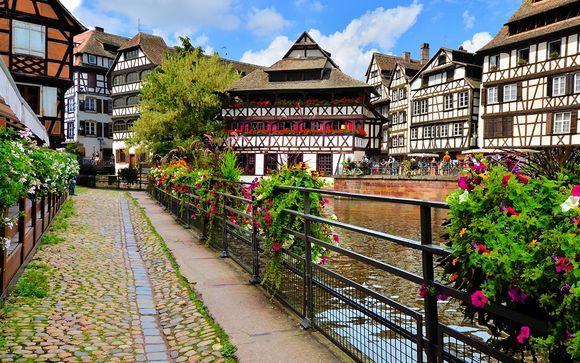 Best Western Hôtel de France Strasbourg 4*