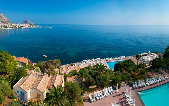 Combiné Domina Coral Bay et Falconara Charming House 4*
