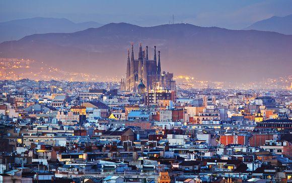 Hôtel Pestana Arena Barcelona 4*