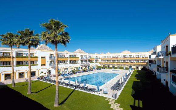 Hotel Vila Gale Tavira 4* et 1 journée de croisière