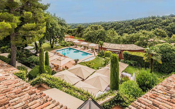 Hôtel Cantemerle Spa & Resort 4*