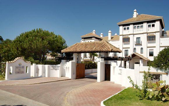 Poussez les portes du Alegria El Cortijo Golf Hotel 4*