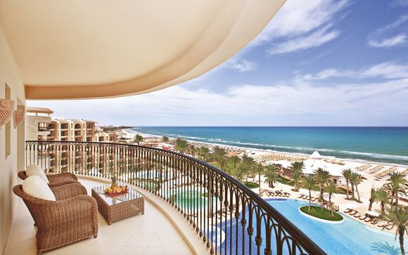 Hôtel Mövenpick Resort & Marine Spa Sousse 5*