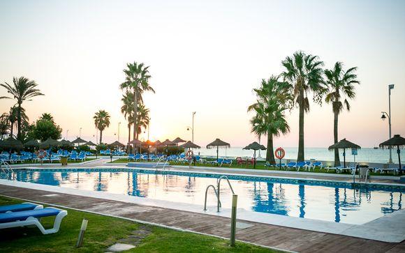 Votre extension à l'hôtel Tryp Guadalmar 4*