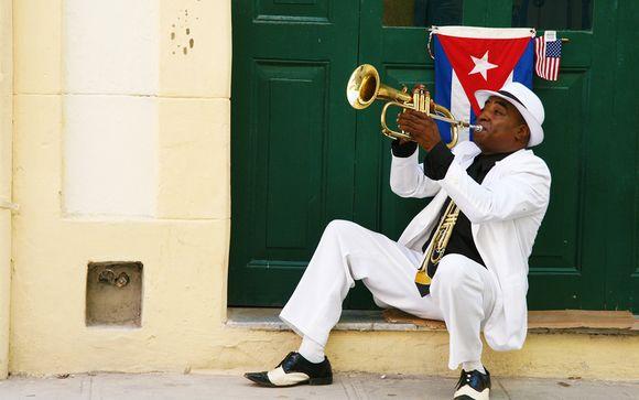 Rythmes cubains et farniente