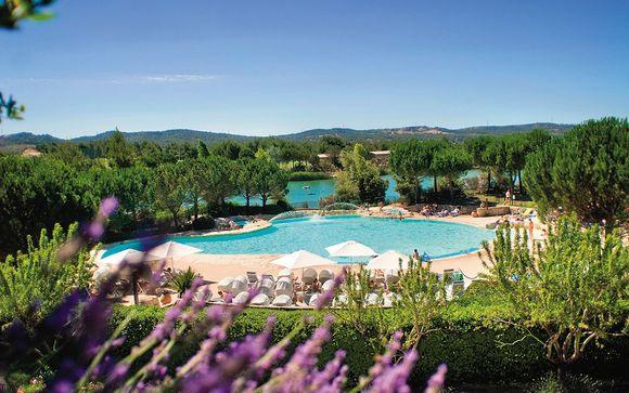 Résidence les Coteaux de Pont Royal en Provence