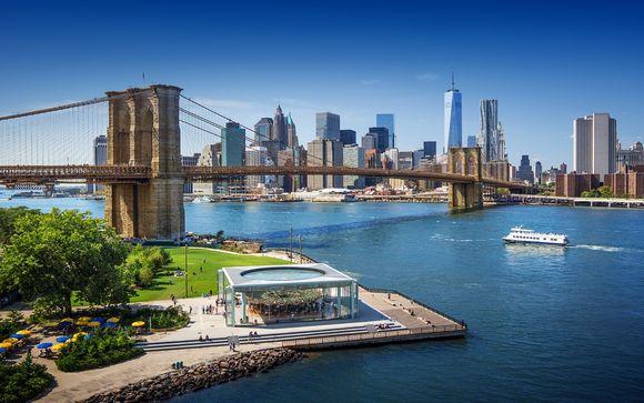 Hôtel Sheraton Brooklyn New York 4*