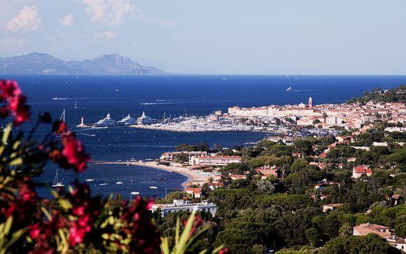 Rendez-vous... à proximité de Saint-Tropez