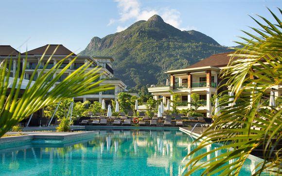 Hôtel Savoy Resort & Spa 5* et séjour possible à Abu Dhabi