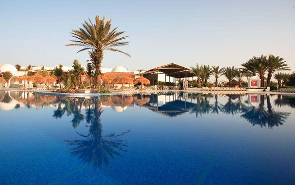 Tunisie Djerba - Hôtel Seabel Rym Beach 4* à partir de 213,00 € (213.00 EUR€)