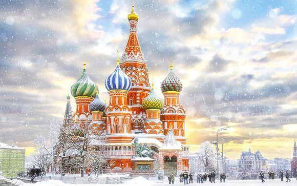 Les deux capitales russes en un séjour