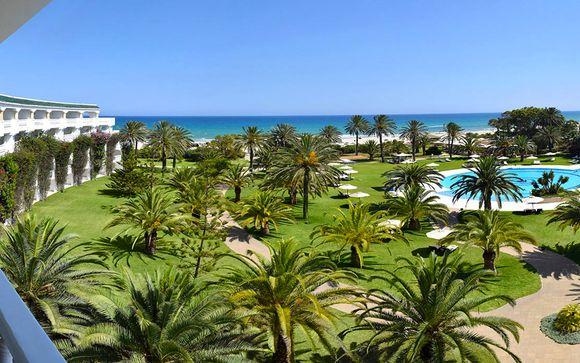 Tunisie Hammamet - Hôtel Sensimar Palace Oceana Hammamet 5* à partir de 203,00 €