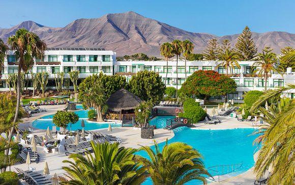 Évasion sous le soleil de Playa Blanca à partir du 4 novembre