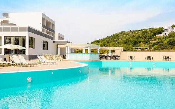 Plage, piscine et jardin : place à la détente !