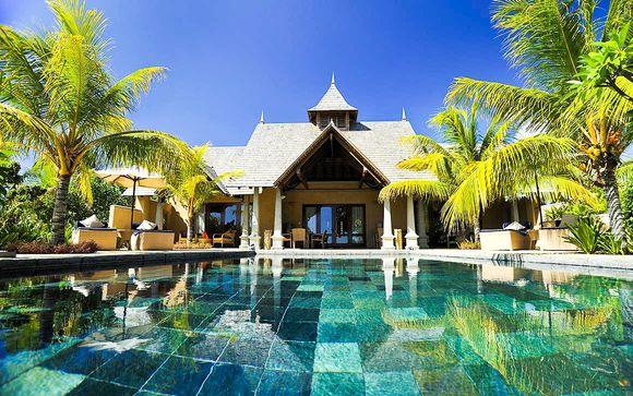 Maradiva Villas Resort et Spa 5* et séjour possible à Dubai