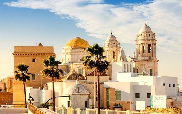 Autotour Andalou au départ de Séville en 5, 7, ou 9 nuits en 4*