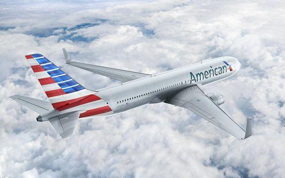 Offrez-vous le luxe de la classe affaires American Airlines