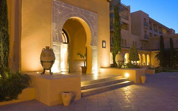 Hôtel Alhambra Thalasso 4* Sup.