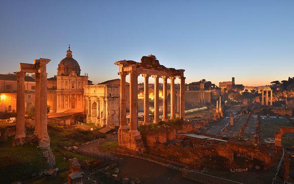 Rendez-vous... à Rome-Fumicino